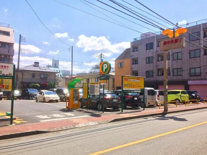 リパーク立川錦町2丁目第5(自転車可)