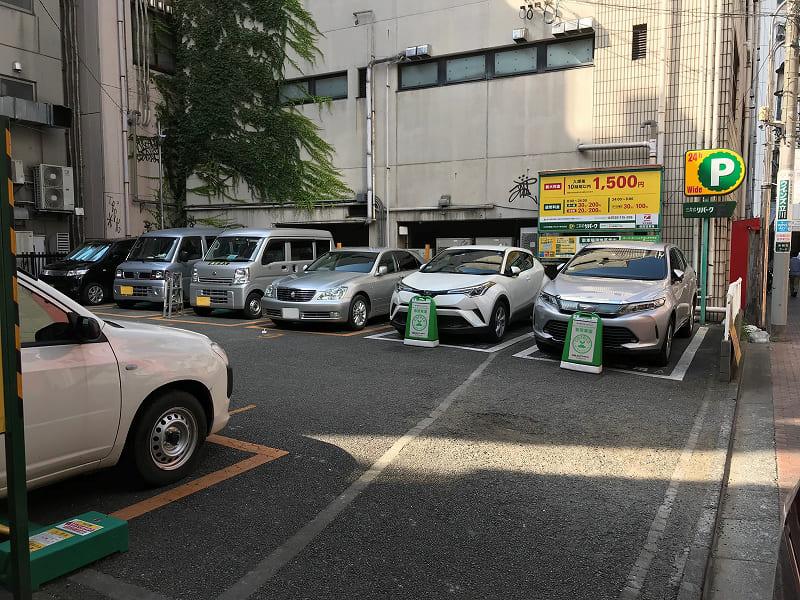 リパーク立川柴崎3丁目(自転車可)