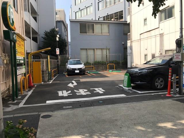 リパーク東田端1丁目(自転車可)