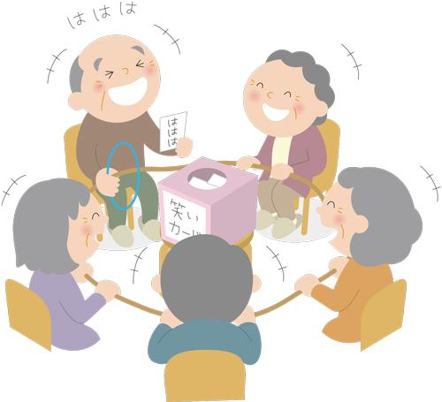 室内でできるゲーム!高齢者向けレクリエーション「まわしてまわして、笑って笑う!」をご紹介