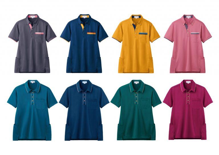 介護ユニフォームも綺麗に着こなしたい!スタイルアップを叶える「美バランスシャツ」