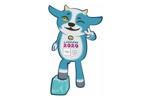 2020 冬季青年奧運會吉祥物 ─ Yodli 正式亮相