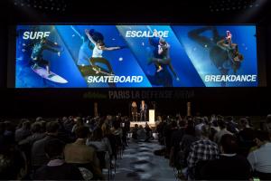 2024 巴黎奧運會籌備會宣佈申請將霹靂舞等四項運動納入奧運會