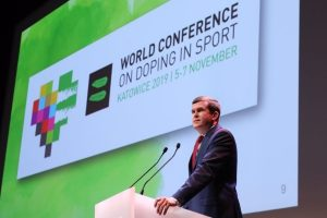波蘭體育部部長可望接掌 WADA