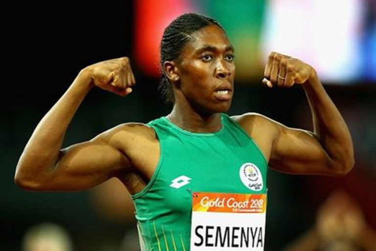 國際運動仲裁庭判定南非中長跑選手瑟夢雅(Caster Semenya)敗訴