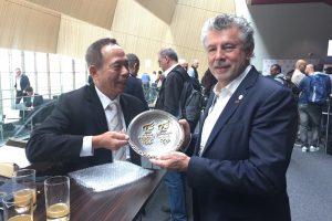 中華民國奧運人協會 獲邀出席世界奧運人論壇
