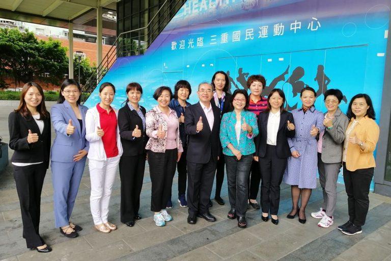 女性參與運動訪問團 兩岸進行經驗交流