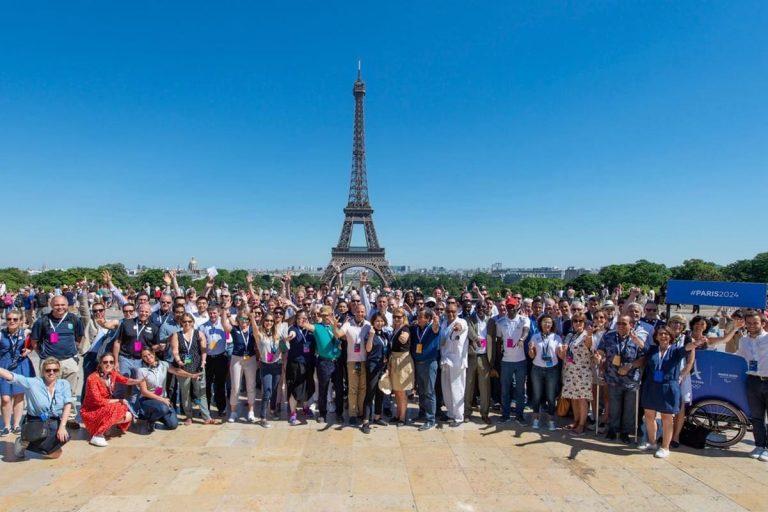 提前準備 2024 中華奧會參與巴黎奧運籌備簡報會議