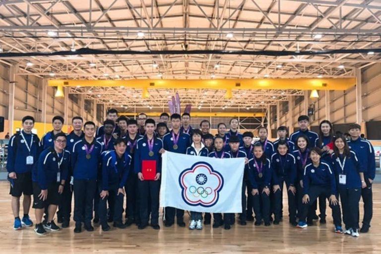 中華健兒眾志成城 阿拉夫拉賽會單日進帳 5 金