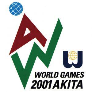 2001 年第 6 屆秋田世運會