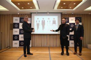 2020 東京奧運 披甲出征 中華代表團進場服發表設計團隊