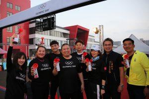 2019 國際奧林匹克路跑 跑上國際認證賽車道 3000 名跑者齊力為前進東京奧運應援!