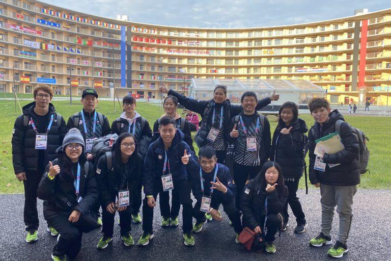 冰球滑雪代表隊率先入住 洛桑冬青奧選手村大解密