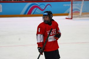 中華代表隊最年輕選手 高葦庭洛桑冬青奧突破自己