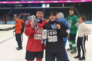 冬青奧冰球完賽 林威宇、張恩婗都摘銀