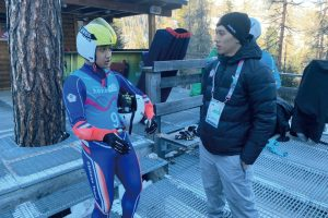 冬青奧雪橇賽事登場 楊仕勛、葉孟喆蓄勢待發