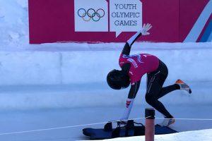 熱愛空架雪車速度感 楊柏威有奧運夢