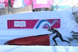 不做就沒機會 陳昱綸為奧運夢想堅持