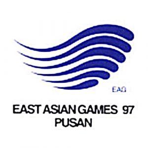 1997 年第 2 屆釜山東亞運動會