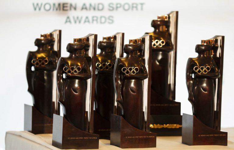 國際奧會宣布 2020 年度婦女與運動獎座的 6 個兩性平權倡議獲獎者