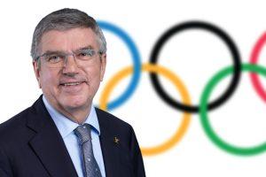 國際奧會主席向選手說明新冠肺炎對奧運的影響