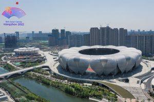 2022年亞運會比賽場館等建設  預計於今年完成85%工程