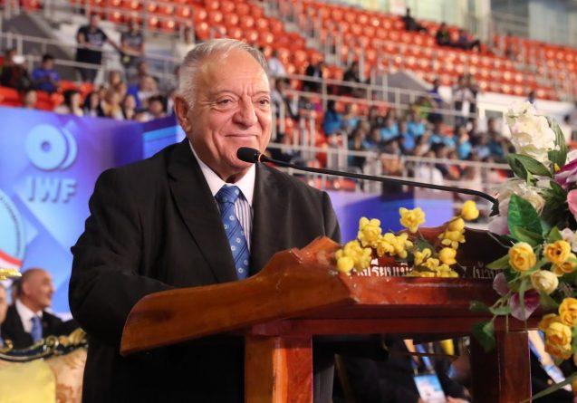 國際舉重總會主席 Tamás Aján辭職