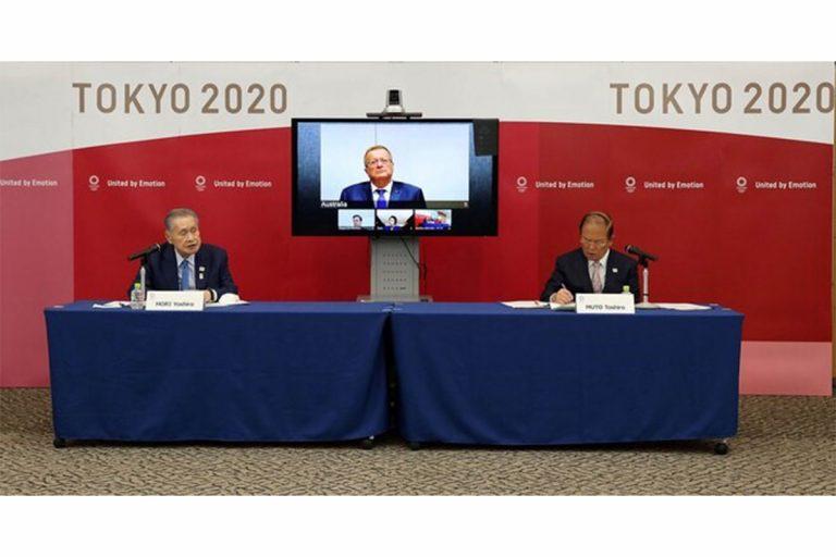 國際奧會與東京奧運籌備會聯合聲明  公布東京奧運(TOKYO 2020)籌備架構