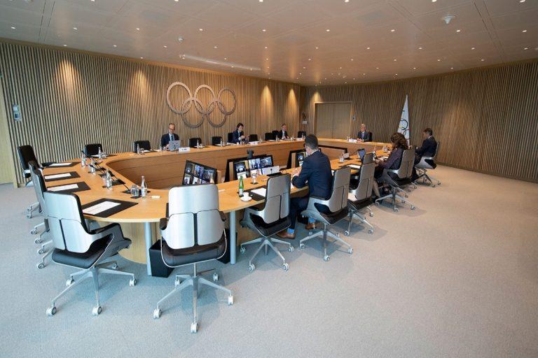 IOC 執委會針對國際舉重總會相關事宜之說明