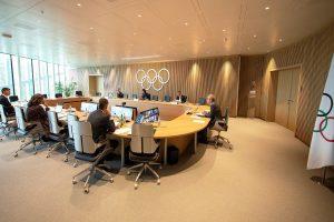 國際奧會(IOC)執委會提名五位新任委員 將於 7 月 17 日 IOC 線上年會選舉確認