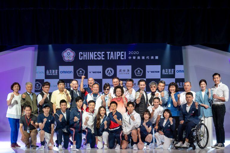 向防疫國家隊看齊 以最佳狀態迎向勝利  郭婞淳、李智凱11位中華隊好手 號召全民一起成為中華隊
