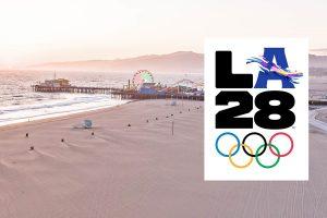 2028 洛杉磯奧運會公開會徽設計 史上首個動態會徽