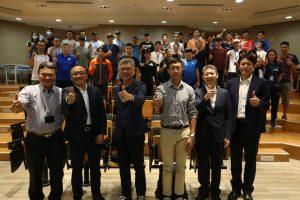 中華奧會首辦運動經紀論壇 運動員親身參與獲益良多