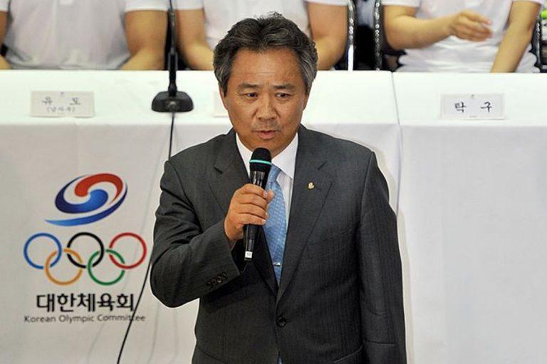 媒體報導表示 國際奧會對於南韓政府干預國家奧會運作表達關切