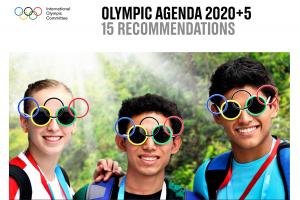國際奧會提出奧林匹克 2020+5 改革議題(Olympic Agenda 2020+5)