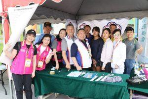 陪伴每株體育路上的苗 林鴻道主席邀請全民一起成為運動粉!