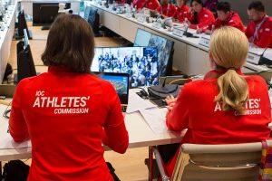 運動員提出奧林匹克憲章-廣告、示威行為及宣傳規定的修訂建議獲國際奧會執委會通過