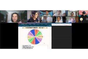 中華奧會人才培訓營  專題研討凝聚團隊向心力