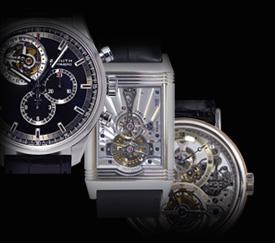 腕時計に専門特化しています