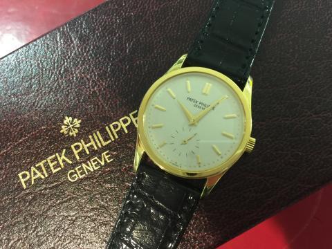 パテック フィリップ PATEK PHILIPPE カラトラバ 3796J-001