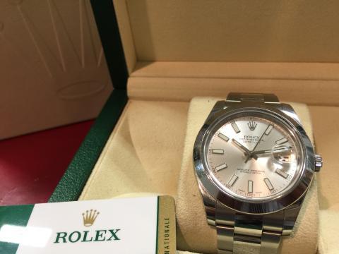 ロレックス ROLEX デイトジャストⅡ 116300