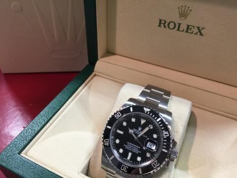 ロレックス ROLEX 116610LN ランダム