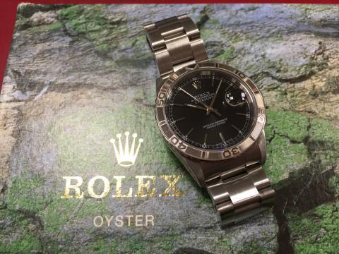 ロレックス ROLEX デイトジャスト サンダーバード 16264 F番