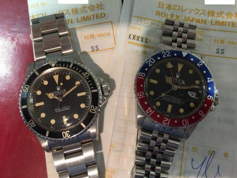 ロレックス ヴィンテージ ROLEX VINTAGE 5513 , 16750
