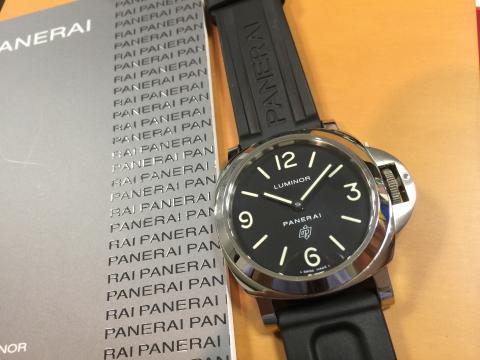 パネライ PANERAI ルミノールロゴ PAM00000