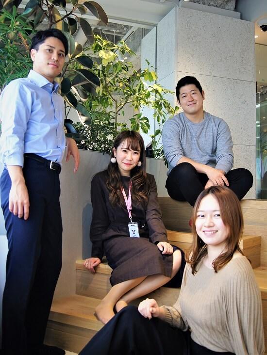 INTERVIEW:新卒入社2年目座談会