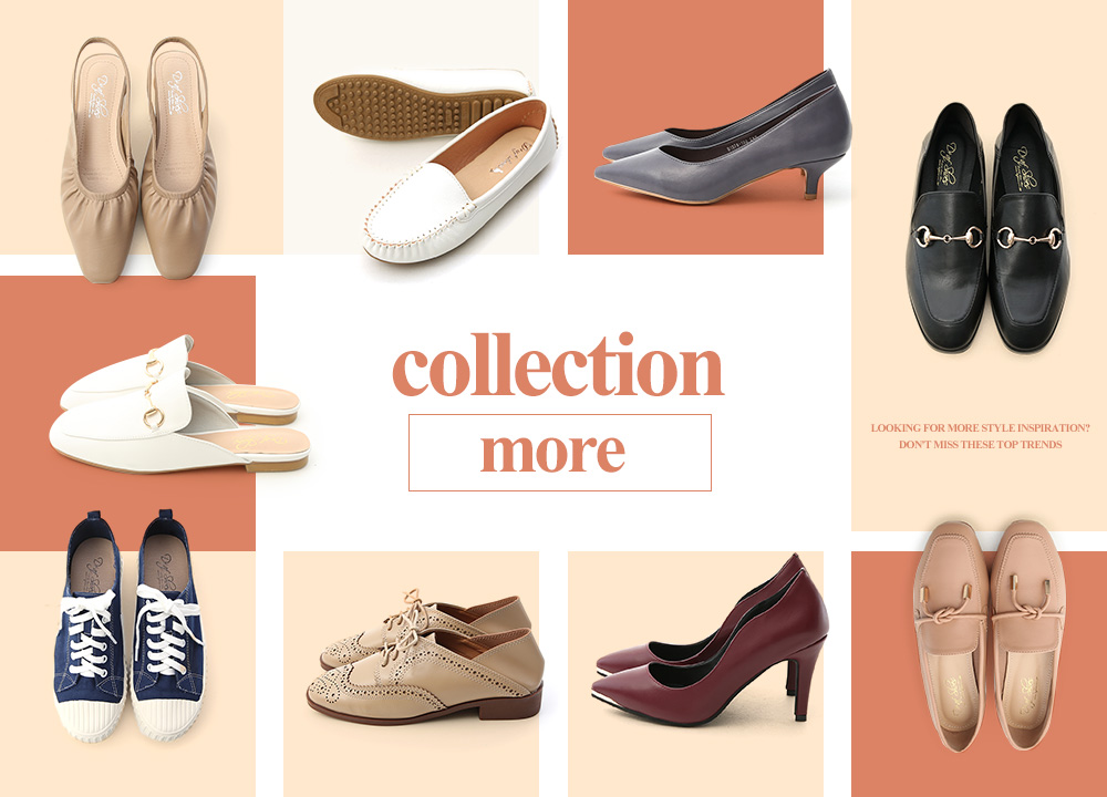 bestsellers, popular shoe styles, moccasins, loafers, oxford shoes, canvas shoes, heels, pumps, mules.