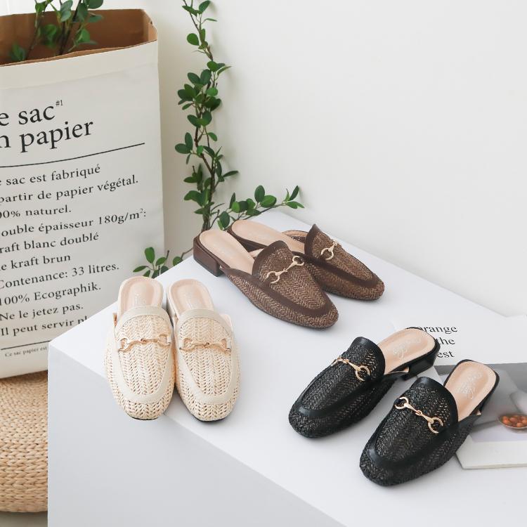 編織穆勒鞋推薦