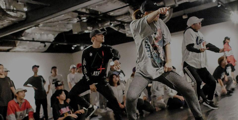 En dance studio 渋谷校