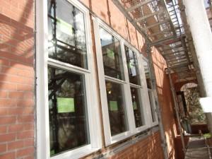 1階リビング窓(外部)